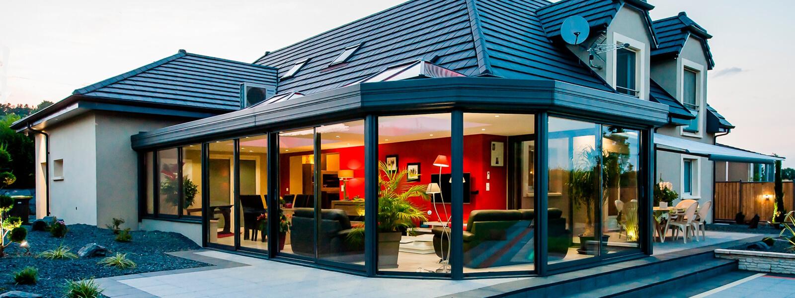 Devis Extension Maison  Albertville ▷ Agrandissement Bois, Acier, Parpaing