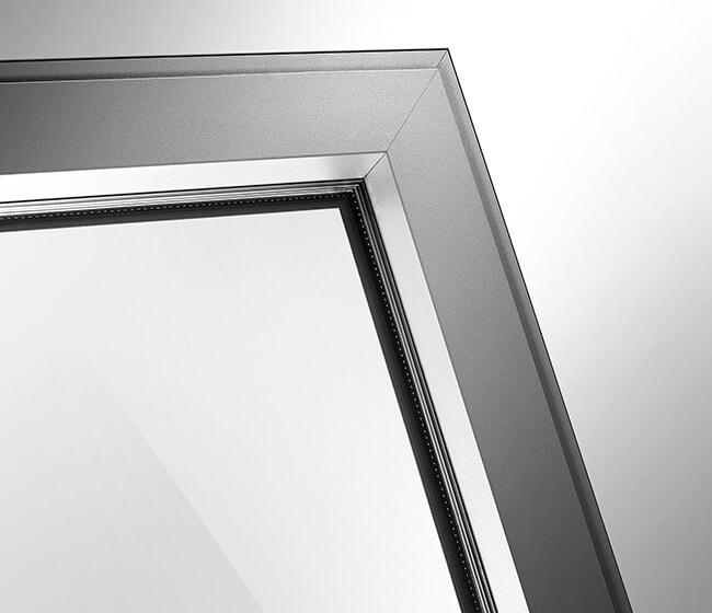 aluminium vu de près
