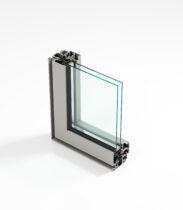 Fenêtre à ouvrant caché – Espace O.C 70 TH – Hautes performances